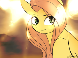 She is the Sunlight by Sugarberry3693
