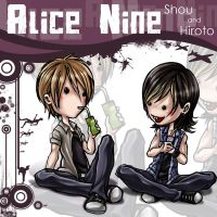 Alice Nine by Shaiyan
