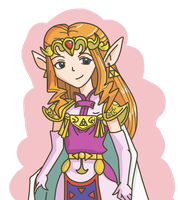 Zelda by Swift-I