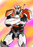 TFP-Ratchet (2 hours sketch) by Evaison