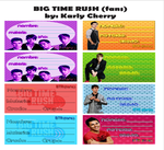 Etiquetas Escolares de BTR! by: Karly Cherry by JazzyLovato