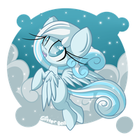 Hear the twinkling stars by GlitterBell
