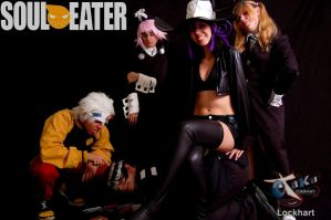 Soul Eater Family by Roddy-Shinigami