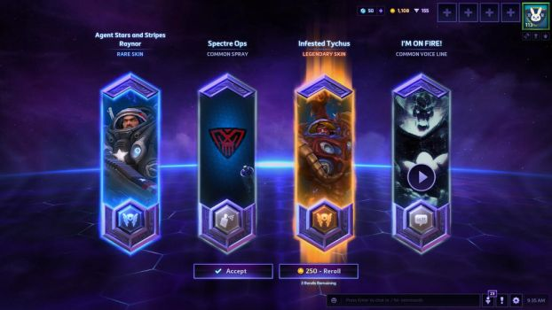 Heroes of The Storm - Another Legendary! by 2K11CiNCo