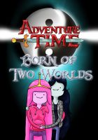 Born of Two Worlds Front Cover (COMPLETE) by Novum-Semita