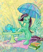 Tea Time by MintTea-Pony