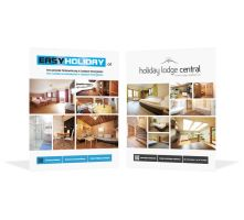 Easy Holiday, Holiday Lodge Central / Schilder by pinzweb