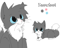 Snowfoot's reference by Snowfoot7