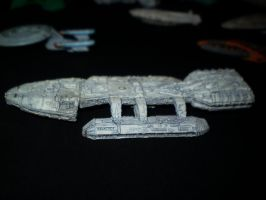 Rag Tag Fleet - Pic 3 by CyberDrone