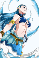 Manga coloring. Fairy tail, chapter 310 by TricketWar