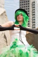 Love from Gumi by DoubleVisionCosplay