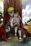 NaruTen: Relaxing Under a Tree (Full-version) by JuPMod