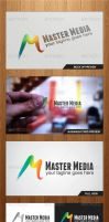 Master Media Logo Template - Graphicriver by Changyik