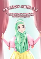 Ramadhan 2016 by ainosora