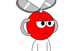 Cutman is not Amused by Yagoshi