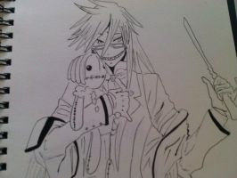 Grell by supercli
