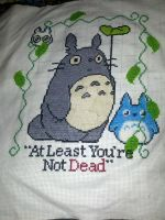 Totoro - At least you're not dead by Oolongo