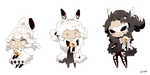 look dis dem lazy cheebs by Tapichu