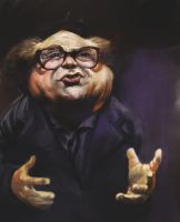 Danny Devito by ARTofANT