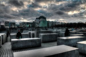 Holocaust Memorial by Martina31
