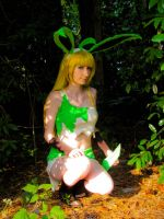 A Wild Leafeon Appeared by Melodious-Angel