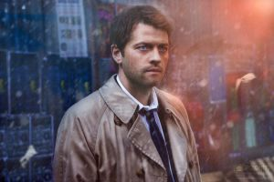 Castiel by Supernatural by OksanaBro