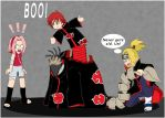 Pop Goes Sasori by ToonTwins