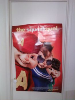 Squeakquel Poster 1 by kevin-was-here