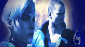Sherry Birkin And Jake Muller by RPGxplay
