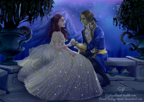 .: Beauty and the Beast :. by CaptainPinsel