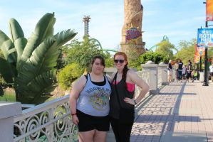 Islands of Adventure by carcrashinghearts