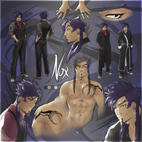 Nox :: Midwinter Profile by Deus-Nocte