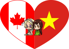 CanViet Shimeji Heart by LadyAxis