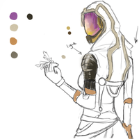 Tali Draft by emm0r3d