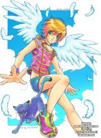 ANGEL_collab by monstee