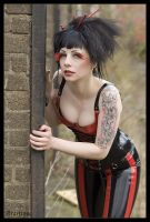 black and red by Drastique-Plastique