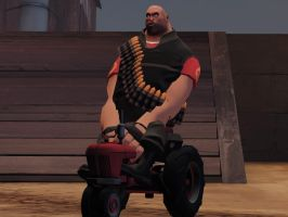 Tractor Heavy by MegaADX