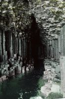 Fingal's Cave by MirachRavaia