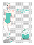 Egg ADOPTABLE HATCHED by chanti-bear