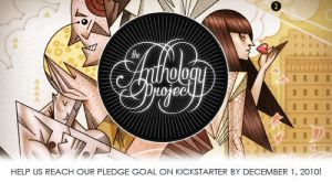 Kickstarter support our COMIC by ktshy