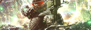 Crysis 3 Signature Banner by Slydog0905