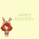 Happy Easter by aseelalsawaie