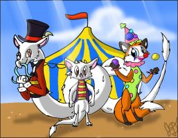 Circus Grounds by Electric-Mongoose
