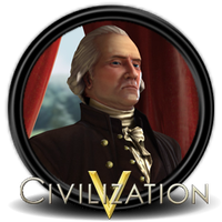 Civilization V icon by YuriKenobi