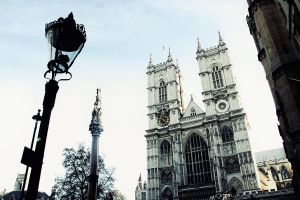 Westminster Abbey by vampynicole