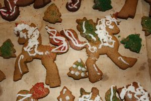 My Little Pony Gingerbread Cookies 004 by BlackUniGryphon