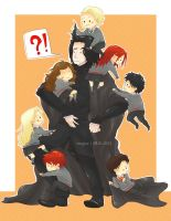Snape Attack! by staypee