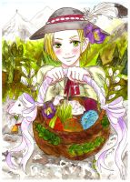 APH: Happy Easter Day by momofukuu