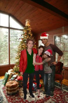 A Very Cullen Christmas by PCullen