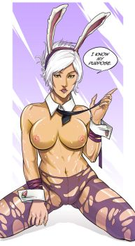 Hard Riven by uger